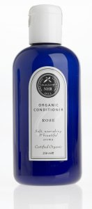 Organic Conditioner with Organic Rose