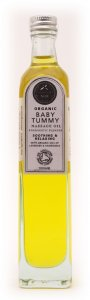 Organic Baby Tummy Oil 100ml