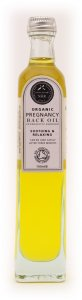 Organic Pregnancy Back Oil 100ml