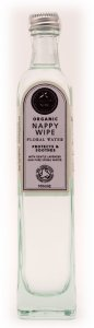 Organic Nappy Wipe Floral Water 100ml