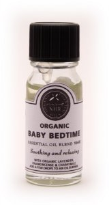 Organic Baby Bedtime Essential Oil Blend 10ml