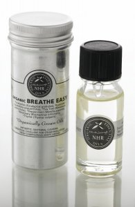 Organic Breathe-Easy essential oil blend