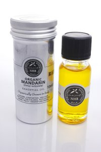 *SALE - Many sizes* Organic Mandarin Essential Oil - Red (Citrus reticulata)