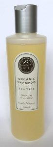 Organic Aromatherapy Shampoo with Organic Tea Tree