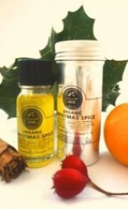 Organic Christmas Spice Essential Oil Blend 10ml