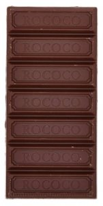 *SALE 60% OFF* Rose Otto Milk Organic Chocolate Bar