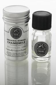Organic Chamomile Essential Oil Roman Anthemis Nobilis
