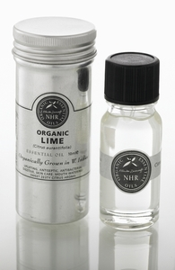 *SALE - Many Sizes* Organic Lime Essential Oil (Citrus aurantifolia)
