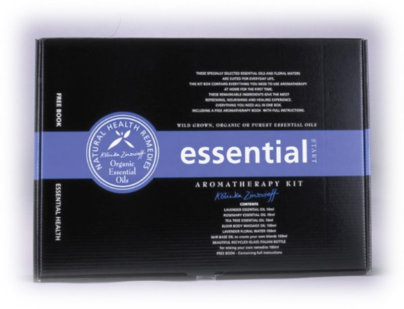 Organic Essential Starter Kit - 40% discount