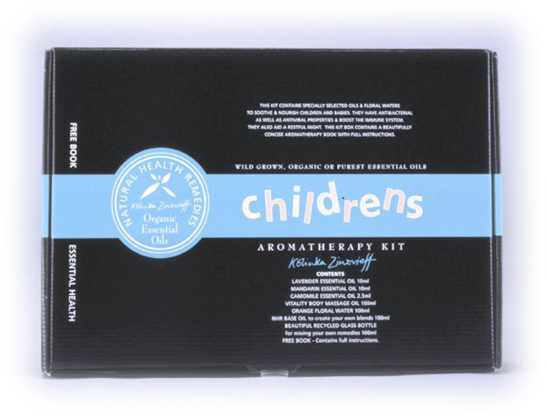 Organic Children's Kit - 40% discount