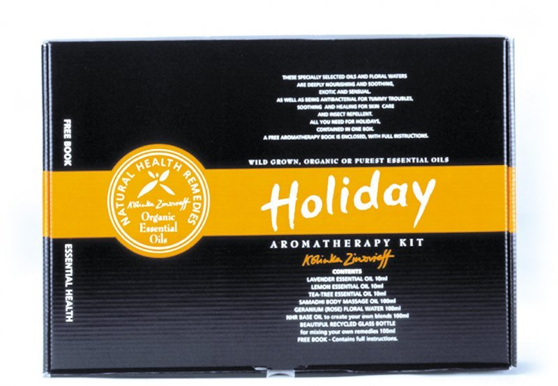 Organic Holiday Kit - 40% discount