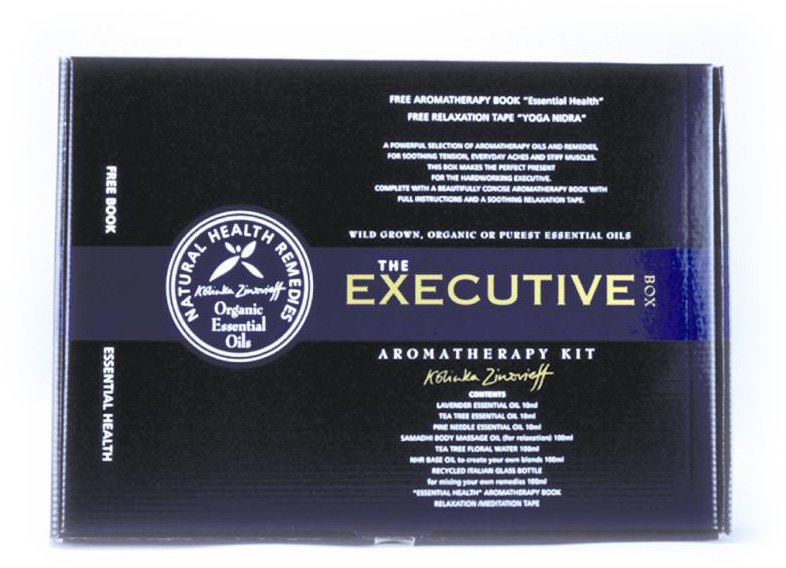 Organic Executive Kit - 40% discount