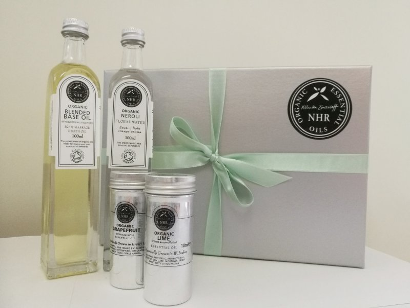 Organic Gift Box - Cleanse & Detox - 25% discount