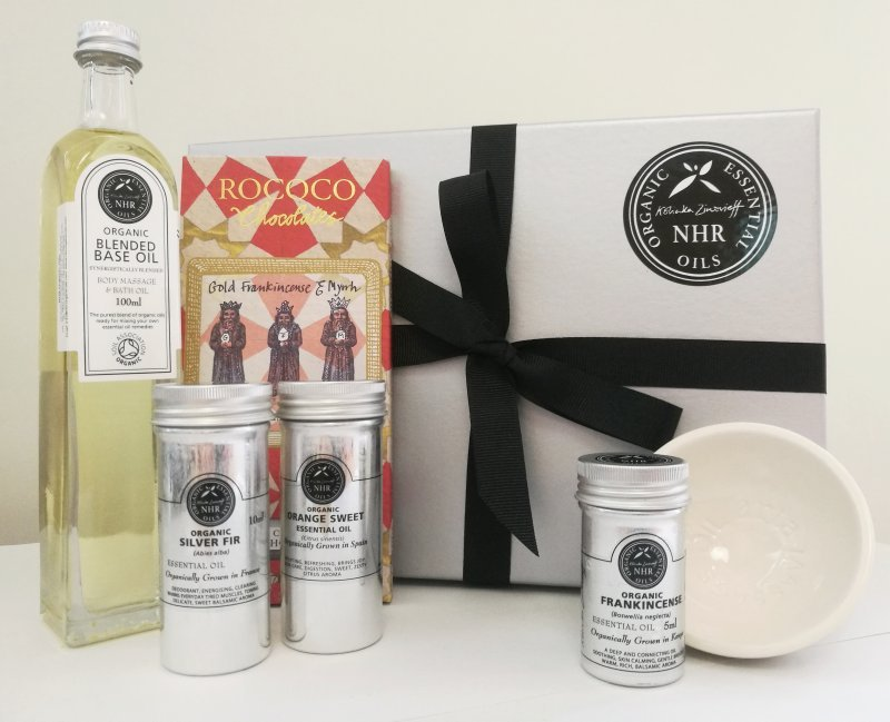 Organic Deluxe Gift Box - 25% discount